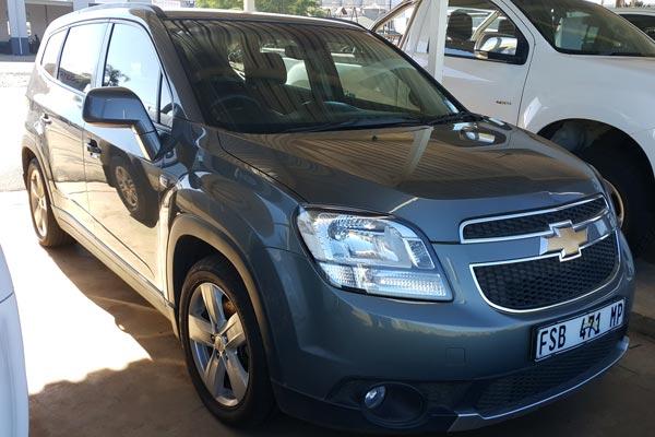 2012 Chevrolet Orlando 18 Ls Autobahn Motors Kzn Car Dealership