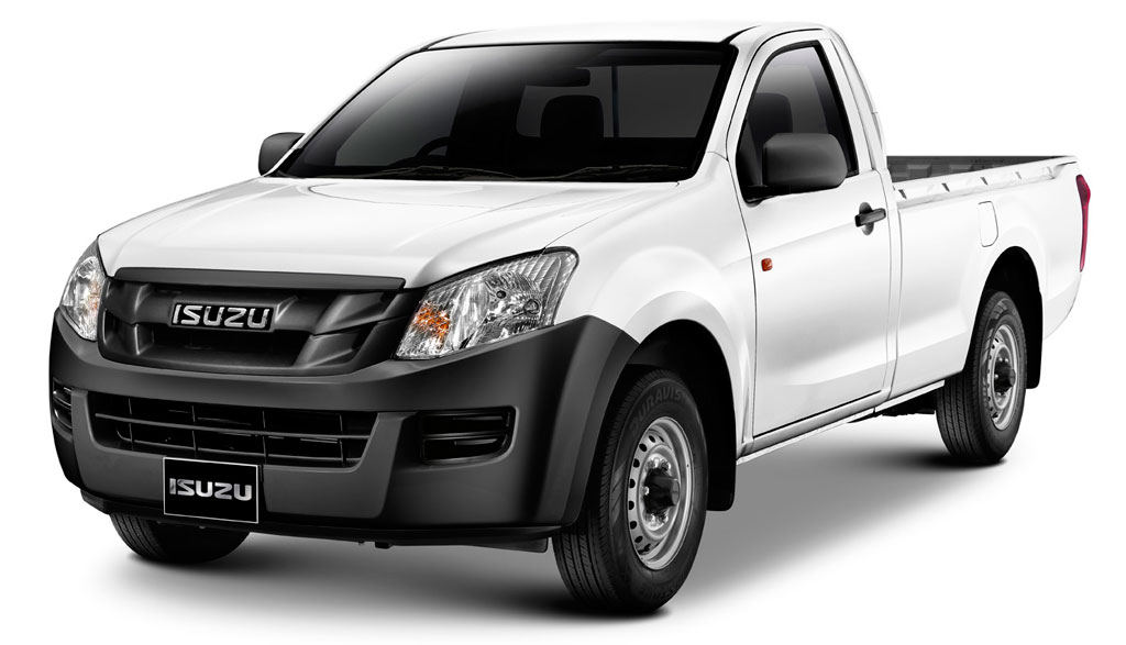 Autobahn Isuzu Single Cab