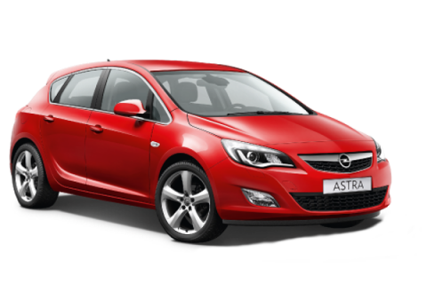 opel astra hatchback astra